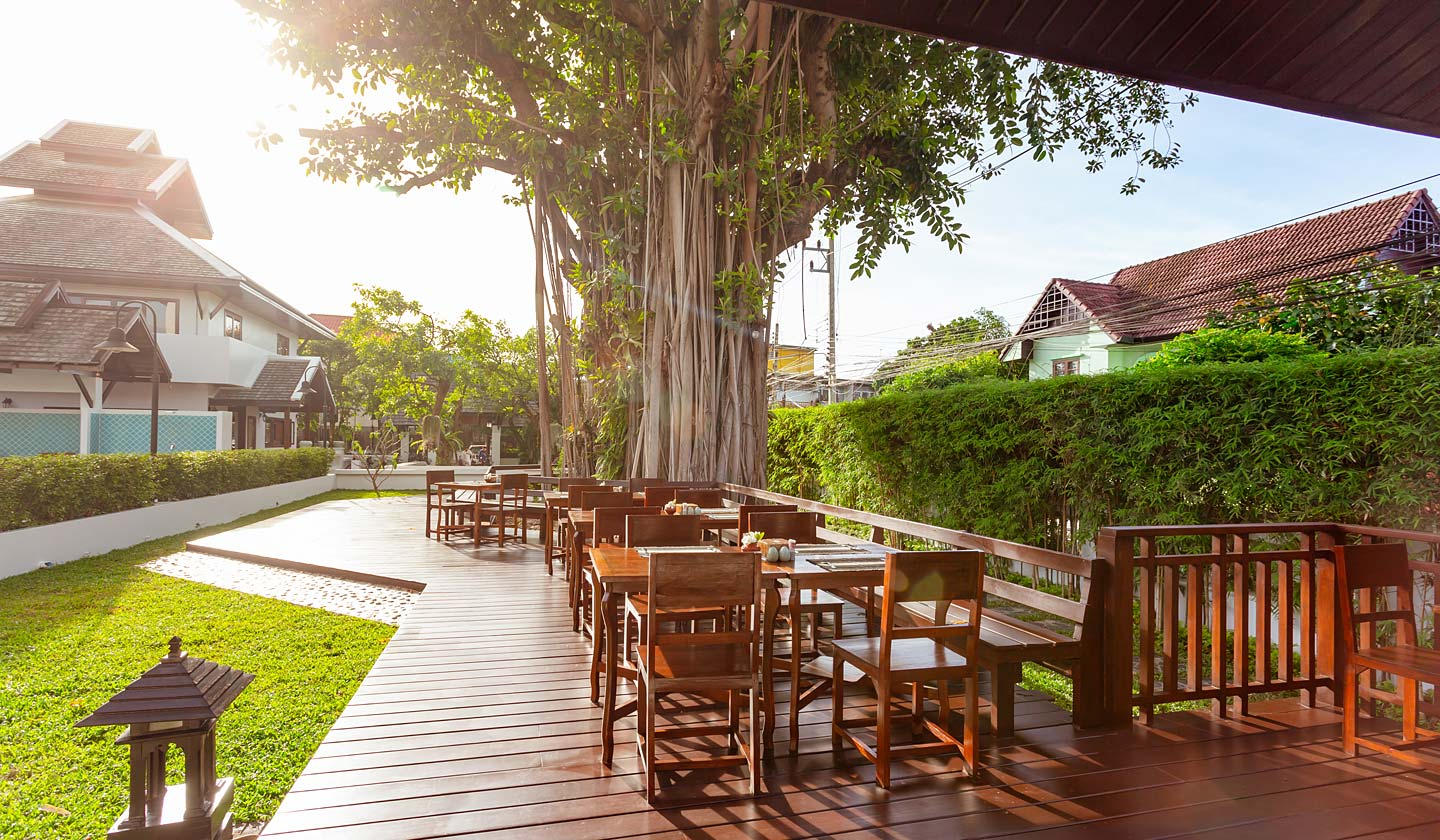 Rimping Village-Boutique hotel in Chiang Mai Thailand